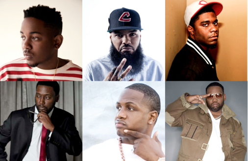 AFH: Best Hip-Hop of March 2013 Playlist (Audio)
