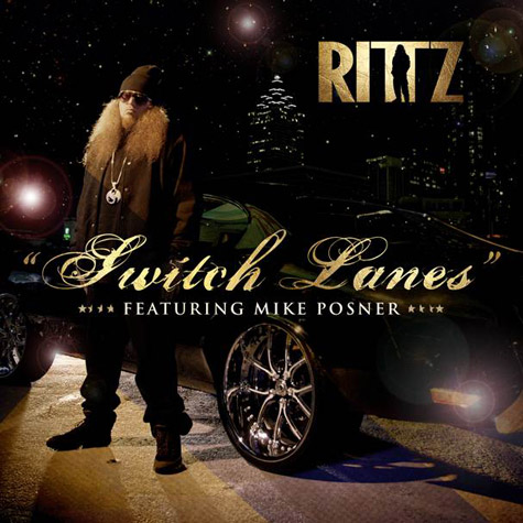 Rittz – Switch Lanes ft Mike Posner