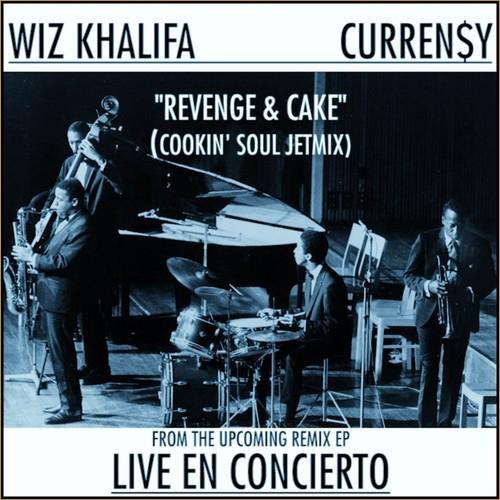 Wiz Khalifa & Curren$y – Revenge & Cake (Remix)