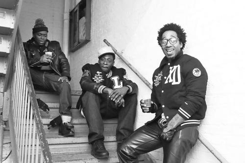 Pete Rock & Camp Lo - Clean Getaway ft Uncle Murda
