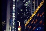 Nas Times Square Hennessy Billboard (Video)