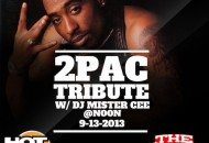 Mister Cee – 2Pac Tribute Mix
