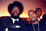 "Kanye West Performs ""Bound 2″ With The Roots & Charlie Wilson (Video)"