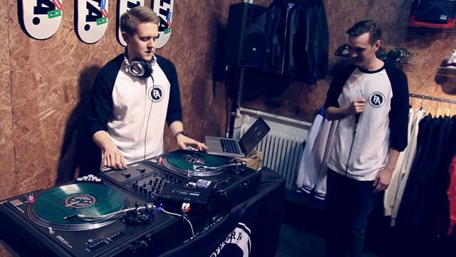 Professor P & DJ Akilles - Brews & Good News