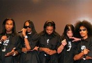 All 5 Members of Bone Thugs-N-Harmony Perform on the Arsenio Hall Show (Video)