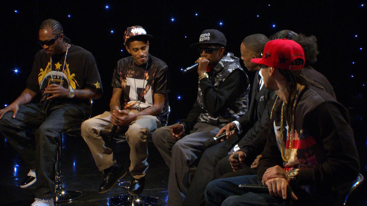Related: All 5 Members of Bone Thugs-N-Harmony Perform on the Arsenio ...