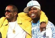"""50 Cent to Diddy: """"Ma$e Ain't Worth $2MM with $2MM in His Pocket"""" (Video)"""