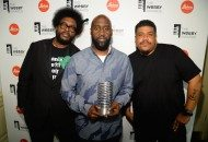 De La Soul Presented With Webby Awards' Artist Of The Year By Questlove (Video)