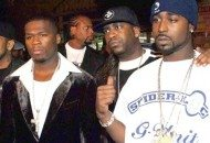 50 Cent & G-Unit Rip Their Next Joint Over A Vintage Wu-Tang Clan Deep Cut (Audio)
