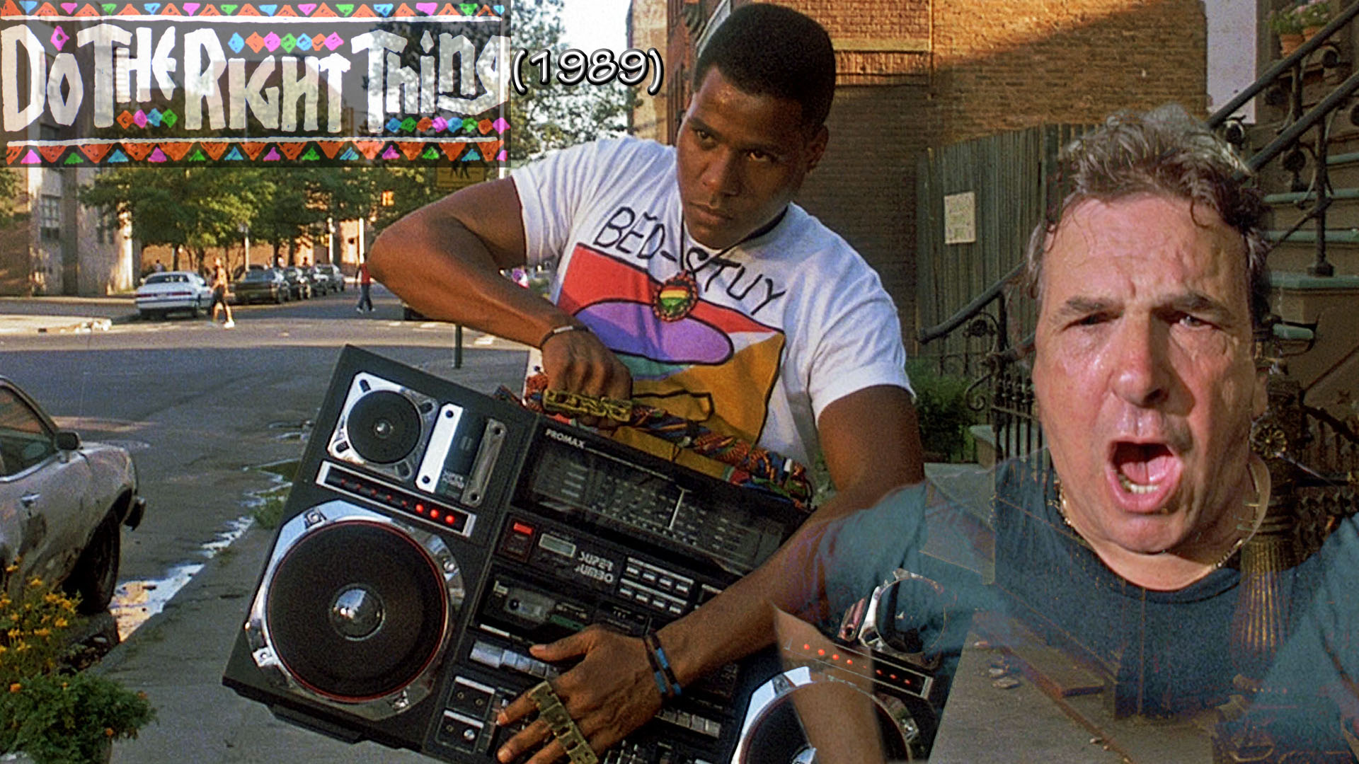 a contemporary look at racism in do the right thing by spike lee Spike lee's landmark 'do the right thing' on or any of the contemporary interviews with those lee may be angry about racism and the economic.