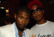 Usher & Nicki Minaj Interpolate A S.O.S. Band Classic On Another Pharrell Time Machine (Audio)