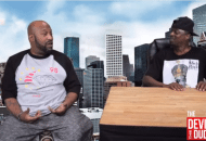 Devin the Dude Hosts Bun B as the First Guest on His New Talk Show (Video)