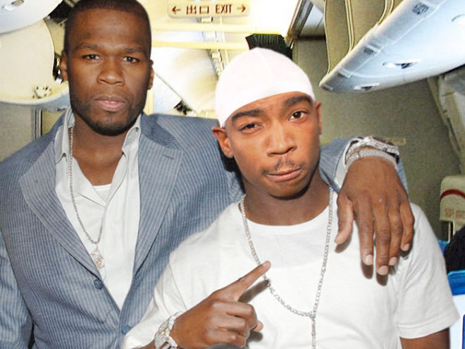 Ja rule claims he beatdown 50 cent when they fought years ago video