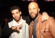 What Do You Think About Common Accepting Drake's VMA Award? (Video)
