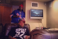 Cam'ron Touches The Sky With Wiz Khalifa & Smoke DZA (Audio)