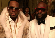Rick Ross & R. Kelly Keep Doin' That Luxe Life Music (Video)