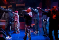 In The Midst Of It All, Wu-Tang Clan Looks Tight Together, Performing Live (Video)