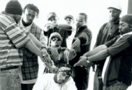 Wu-Tang Clan Hope for A Better Tomorrow Against a Backdrop of Visual Chaos (Video)