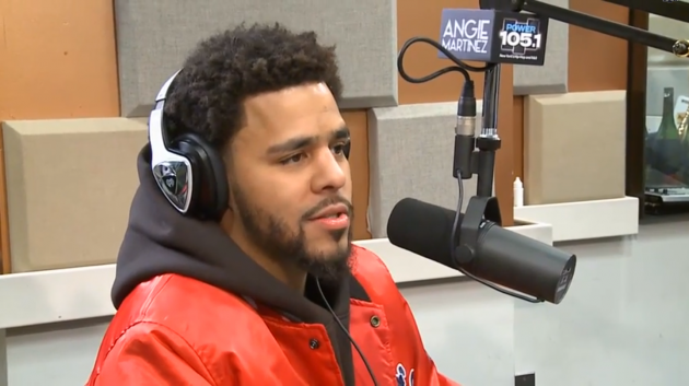 J Cole 2014 Hair J. Cole Interviews wit...