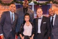 Witness a Cypher with Kenny Smith, Grant Hill, Ernie Johnson, Shaq & Nicki Minaj (Video)