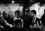 Big Sean, Drake & Kanye West Bless the Mic Over a Rugged Beat (Audio)
