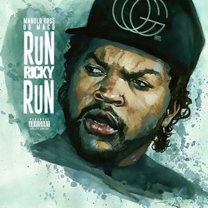 OG Maco Run Ricky Run