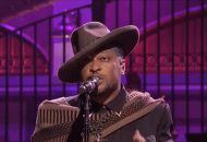D'Angelo & The Vanguard Perform Really Love & The Charade on SNL (Video)