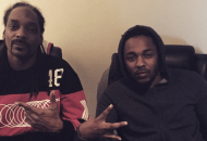 Snoop Dogg & Kendrick Lamar Snoop Dogg & Kendrick Lamar May Be Working on Their First Record Together