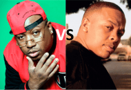 Finding The GOAT (Round 2): E-40 vs. Dr. Dre…Who You Got?