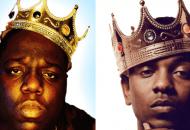 Kendrick Lamar's Full Biggie Freestyle Tribute is 7 Minutes of Madness Over 4 Biggie Classics (Video)