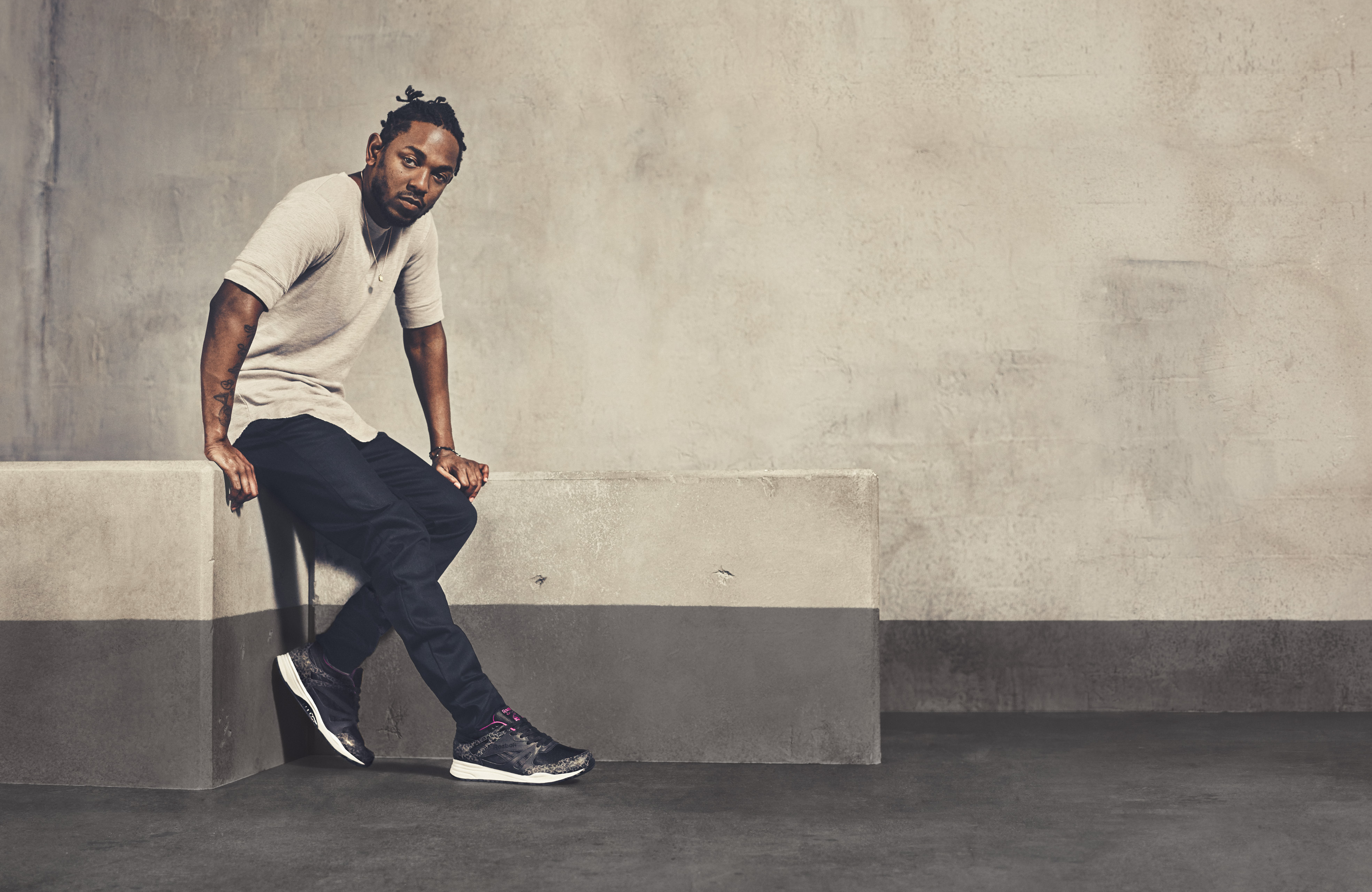 Kendrick Lamar's To Pimp A Butterfly Samples Mix Audio