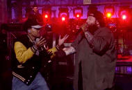 Action Bronson & Chance The Rapper Get Blue On Letterman (Video)