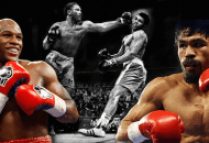 Mayweather vs. Pacquiao is the New Ali vs. Frazier Inside and Out. Here's Why.