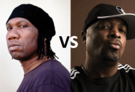 Finding The GOAT (Round 3): KRS-One vs. Chuck D…Who You Got?