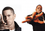 Ever See Eminem's Lyrical Explosion on This Classic Biggie Beat? (Video)