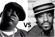 Finding The GOAT (Round 4): The Notorious B.I.G. vs. Andre 3000…Who You Got?