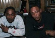 A Dr. Dre & Kendrick Lamar Collaboration Surfaces With D-R-E Spittin' Like It's 1999 (Audio)