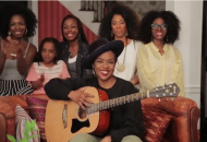 Lauryn Hill Sends Out a Short & Sweet Serenade to the People of Nigeria (Video)