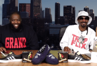 Killer Mike Names His Favorite MCs and Talks Deep Hip-Hop History With Snoop (Video)