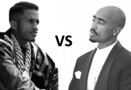 Too Close to Call: Tupac Leads Rakim by 1% in the Battle to See Who Reaches The GOAT Final.