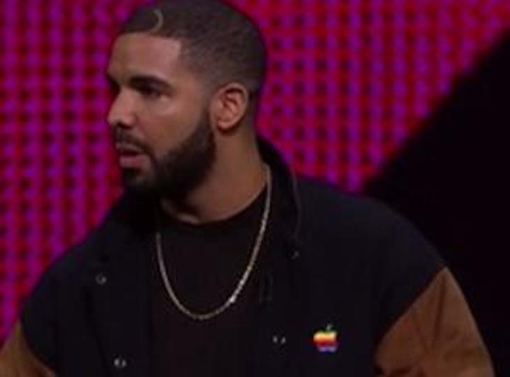 Drake_apple