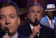 Jeb Bush Turns a Political Speech Into a Slow Jam with The Roots & Jimmy Fallon (Video)