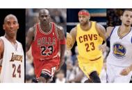 Study Analyzes Who Gets More Rap Lyric Shout-Outs: Jordan, Kobe, LeBron Or Curry?