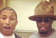 Puff Daddy & Pharrell Get Loose on the Latest Bad Boy Release (Audio)