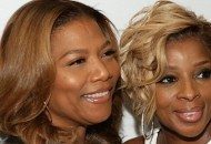 "Queen Latifah & Mary J. Blige Ease Into ""The Wiz"" Remake"