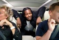 """A$AP Rocky & Rod Stewart Perform """"Everyday"""" Together, In A Luxury SUV (Video)"""