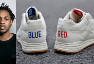 We're All In The Same Gang…When Wearing Kendrick Lamar Sneakers