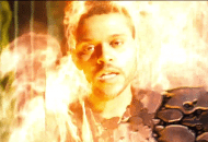 The Weeknd Goes Up In Flames In Can't Feel My Face (Video)