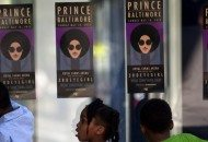 Prince Has Not Moved On From Baltimore. Have You? (Lyric Video)
