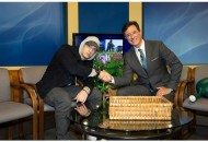 Stephen Colbert Takes Over Local TV In Monroe, MI and Makes It the Eminem Show (Video)